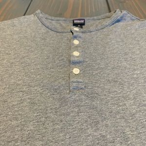Patagonia Long Sleeve Henley